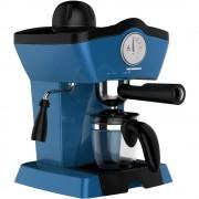 Espressor manual Heinner Charm HEM-200BL, 800 W, 0.25 L, 3.5 bar, Albastru