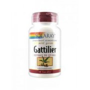 Solaray Gattilier 60 Capsules - Boîte 60 capsules