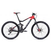 """Bicicleta full suspension 29"""" CTM RIDGE XPERT"""