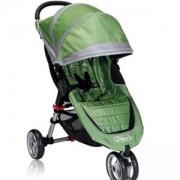 Детска количка Baby Jogger City Mini green/gray, 745146112407