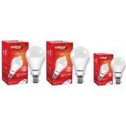 Eveready 14 Watt Pack of 2 6500K Cool Day Light Free 9W Led Bulb