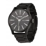 Nixon Analogové hodinky 'Sentry SS All Black A356 001'