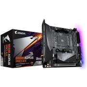 MB Gigabyte B550I AORUS PRO AX, AM4, mini ITX, 2x DDR4, AMD B550, 36mj