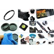 12 in 1 accessories kit Canon EOS 1200D(1300D)+18-55+75-300