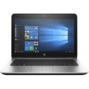 "Laptop HP EliteBook 820 G4 (Procesor Intel® Core™ i5-7200U (3M Cache, up to 3.10 GHz), Kaby Lake, 12.5"" FHD, 8GB, 256GB SSD, Intel® HD Graphics 620, FPR, Win10 Pro, Argintiu)"