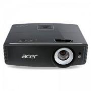 Мултимедиен проектор Acer Projector P6200, DLP, XGA (1024x768), 20000:1, 5000 ANSI Lumens, RJ45, HDMI/MHL, 3D Ready, MR.JMF11.001