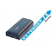 Transmitter Unit - HDMI Extender over LAN / IP Network Switches (Ethernet) - Unlimited Receivers Possible 1xN Splitter over Network