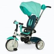 Tricicleta COCCOLLE Urbio pliabila verde 336010380