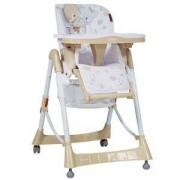 Столче за хранене Primo, Lorelli, Beige Zaza, 0740237