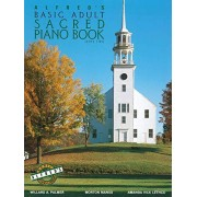 Palmer, Willard A. Alfred's Basic Adult Sacred Piano Book, Level 2