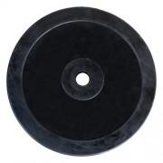 Диск за щанга 10 кг. (гумиран) Ø28 мм.