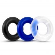Prstenovi silikonski za penis LVTOY00117