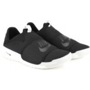 Nike BENASSI SLP Walking Shoes For Men(Black)