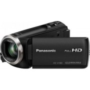 "Camera Video Panasonic HC-V180EP-K, Full HD, 1/5.8"" BSI MOS, Zoom optic 50x (Negru)"