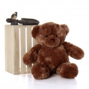 2.5 Feet Fat and Huge Brown Teddy Bear