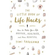The Little Book of Life Hacks: How to Make Your Life Happier, Healthier, and More Beautiful, Hardcover