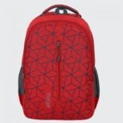 Alfisha School Bags backpacks Man women college bags Waterproof Backpack(Red, 35 L)