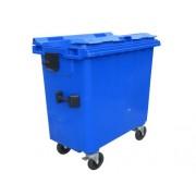 770 literes műanyag konténer - kék 0029-1
