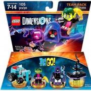 Lego Dimensions Jovenes Titanes 71255 de 105 piezas
