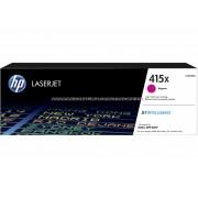 HP W2033X Toner Magenta 6k No.415X Eredeti HP kellékanyag Cikkszám: W2033X