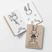 Wee Gallery Activity Book, 32 Ways To Dress A Bunny