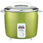 Panasonic SR-WA22H E Electric Rice Cooker(5.4 L, Green)