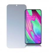 4smarts Second Glass Limited Cover - калено стъклено защитно покритие за дисплея на Samsung Galaxy A40 (прозрачен)