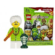 Lego (LEGO) Mini Figure Figure 13 Snake Use Unopened Items | LEGO Minifigures Series 14 Snake Charmer ?71008-4?