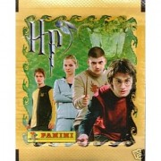 Harry Potter Goblet of Fire Panini Sticker Pack (One Single Pack of 5 Stickers Each Pack Varies)