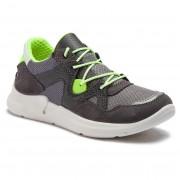 Superfit Sneakersy SUPERFIT - 4-09392-20 S Grau/Gelb