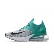 Chaussure Nike Air Max 270 Flyknit pour Femme - Vert