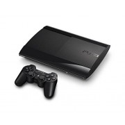 Sony PlayStation3 PS3 Console 250GB JAPAN MODEL CECH-4000B LW Black (Japan Import)