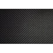 Sambonet Set de table polyester 42x33cm - Noir - Sets - Sambonet