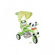 Tricicleta Pentru Copii Panda 2 - Verde