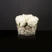 Aranjament floral ROMANTIC ROSE MEDIUM