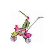 Triciclo Magic Toys Super Trike Mônica 3 Posições