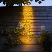 Kaemingk Luci natalizie SALICE PIANGENTE a LED bianco caldo 2m