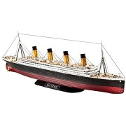 Rewell Model Kit 05210 hajó - R.M.S. Titanic
