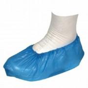 Egyszer használatos nylon cipővédő gumis felsőrésszel, 10db, Abena