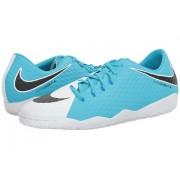 Nike Hypervenom Phelon III IC WhiteBlackPhoto BlueChlorine Blue