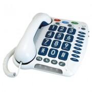Univox CL100 - Bordstelefon för hörselskadade