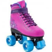 Детски ролкови кънки VISION II Pink Blue, SFR, 6570001010