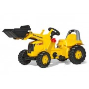 Traktor na pedale sa kašikom Rolly Kid New Holland Rollytoys