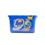 Detergent capsule Dash 3in1 Pods Salva Colore 12 x 27 gr