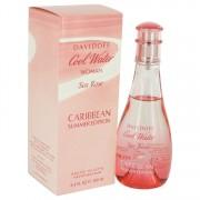 Cool Water Sea Rose Caribbean Summer Eau De Toilette Spray By Davidoff 3.4 oz Eau De Toilette Spray