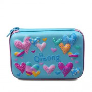 Innovative New Imported Heart / Love Design Pencil Pouch / Case (Heart I)
