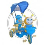 Tricicleta EuroBaby 2801AC 236AC Albastru