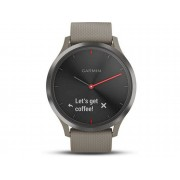 Garmin Reloj deportivo GARMIN Vívomode HR (Bluetooth - 5 dias de autonomía - Pantalla táctil - Beis)