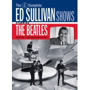 4 Complete Ed Sullivan Shows Starring the Beatles [DVD]