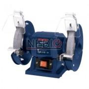 Polizor cu pietre Stern BG150SF+, 150 W, 2950 RPM, Albastru